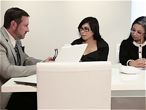 Inconvenient mistress Part 2 - Ember Snow
