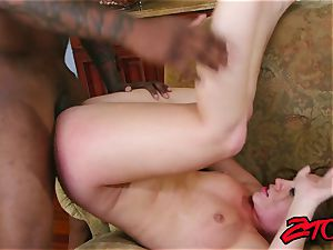 Maddy OReilly penetrated stiff