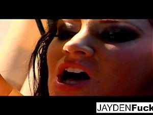 Jayden gets active on a successful solo salami