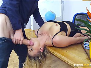 Brittany Bardot enjoys getting slapped