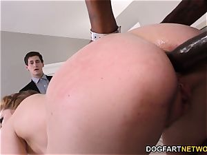 Pepper Hart bi-racial rectal gang-bang cheating Sessions