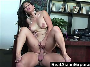 RealAsianExposed Jessica Bangkok Is the