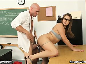 Dear tutor, I was a bad woman! penalize me satisfy