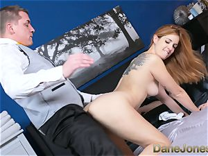 Dane Jones horny wife boinked by apartment service