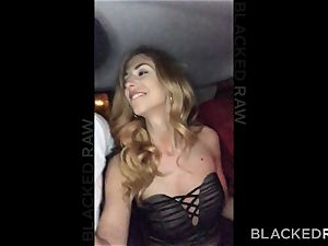 BLACKEDRAW euro Model ravages 2 BBCs and Gets predominated