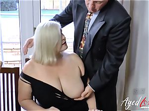 AgedLovE Lacey Starr and Paul xxx action