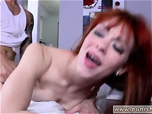 Leather girl restrain bondage very first time Permission To jizm