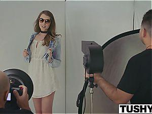 TUSHY first rectal For Model Elena Koshka