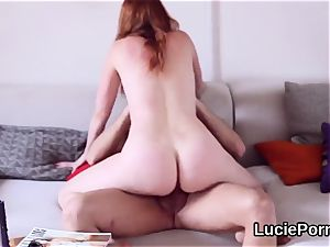 newcummer lesbo nymphomaniacs get their succulent snatches munched and splayed
