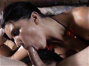 inner devils Sn three Romi Rain is one uber-sexy call girl