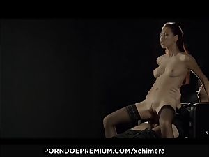 xCHIMERA - sensual sandy-haired strenuous fetish hookup session