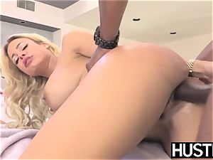 big-titted vixen Luna starlet rode stiff in bbc session