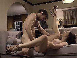 Spoiled pt 2 Chanel Preston gets her steamy slit handled