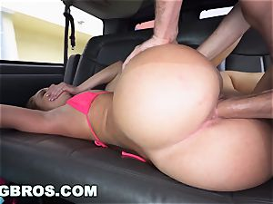 BANGBROS - Katia loves Spring Break 2017 With plumb Bus
