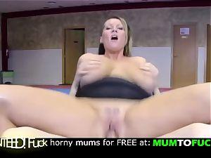 mom and son! rock-hard ass fucking nail!!