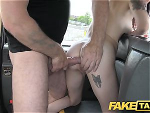 fake taxi harmless yankee doll gets arse plumbed