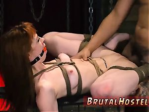 lengthy firm harsh and cage bondage spectacular youthful girls, Alexa Nova and Kendall forest, take