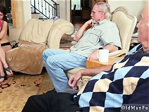 older bisexous duo and man vs young ass-fuck Maximas Errectis