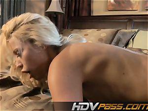 HDVPass Acts like a goddess but pummels like a tramp!