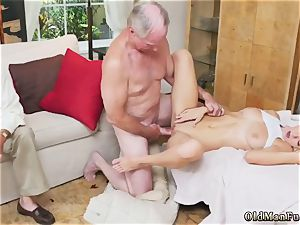 meaty funbag milf pokes rock-hard buddy manager Molly Earns Her Keep