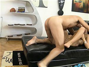 Rocco Siffredi fuck-stick nailing Bettina DiCapri