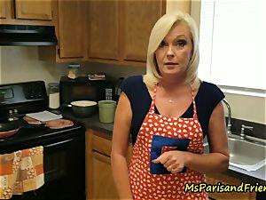 Ms Paris Rose in Taboo Tales of aunt-in-law Paris