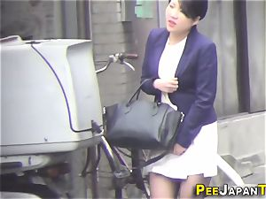 asian honies piss on cam
