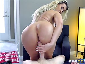 Assh Lee - My humungous bouncy backside is prepped for deep hard butt-banged by you hefty boner