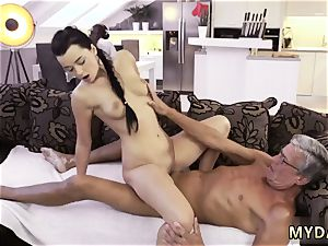 Molly jane penetrates mom and dad What would you choose - computer or your girlpatron?