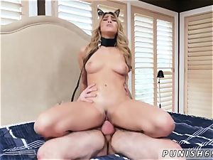 amateur messy talk and extreme man-meat railing very first time Stephanie West in Im Your vag Now