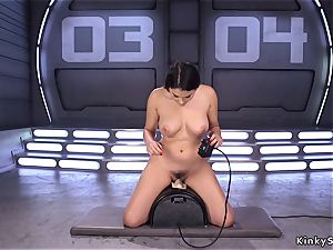 gigantic boobies hoe ass fucking screws machine