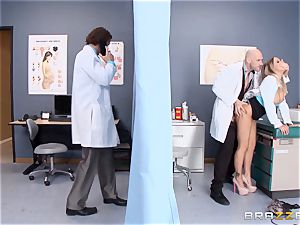 light-haired doc Payton West pulverizing her stunning fucking partner