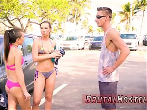 boy hand predominance finest mates Aidra Fox and Kharlie Stone are vacationing in sunny South