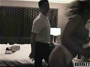 unspoiled TABOO Tricking Momma's fellow StepBro into boinking!