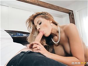 cougar Mercedes Carrera rides draped insane Van Wylde