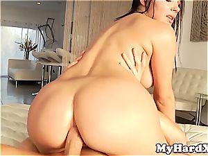 red-hot pornstar Valentina Nappi anal invasion nailing