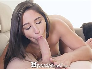 PASSION-HD tastey appetizing Abella Danger mighty pummel