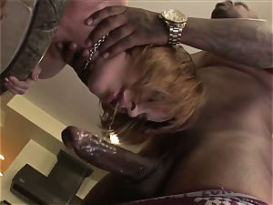 ginger-haired With Braces bbc anal