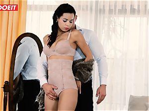 LETSDOEIT - wild couple Has Retro wish tough hump